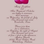 : funny wedding invitation sayings
