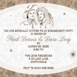 : funny wedding invitation wording