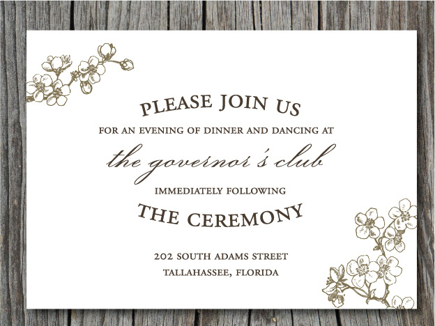 Wedding Invitation Wording Ideas: Funny Wedding Invitation Wording Ideas