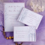 : Winter Wedding Invitations