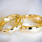 The Trio Wedding Ring Sets