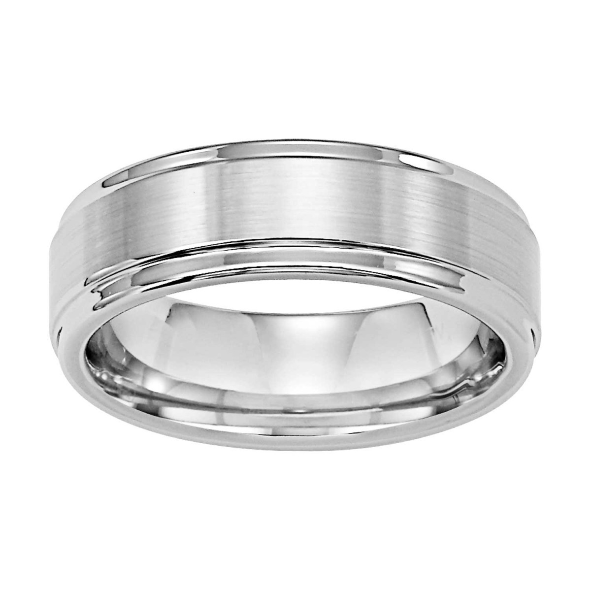: artcarved tungsten carbide wedding bands