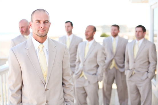 : beach wedding attire for men