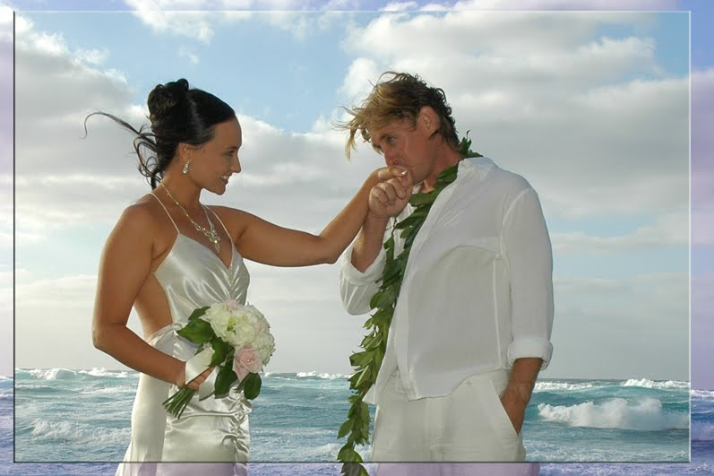 : beach wedding attire men