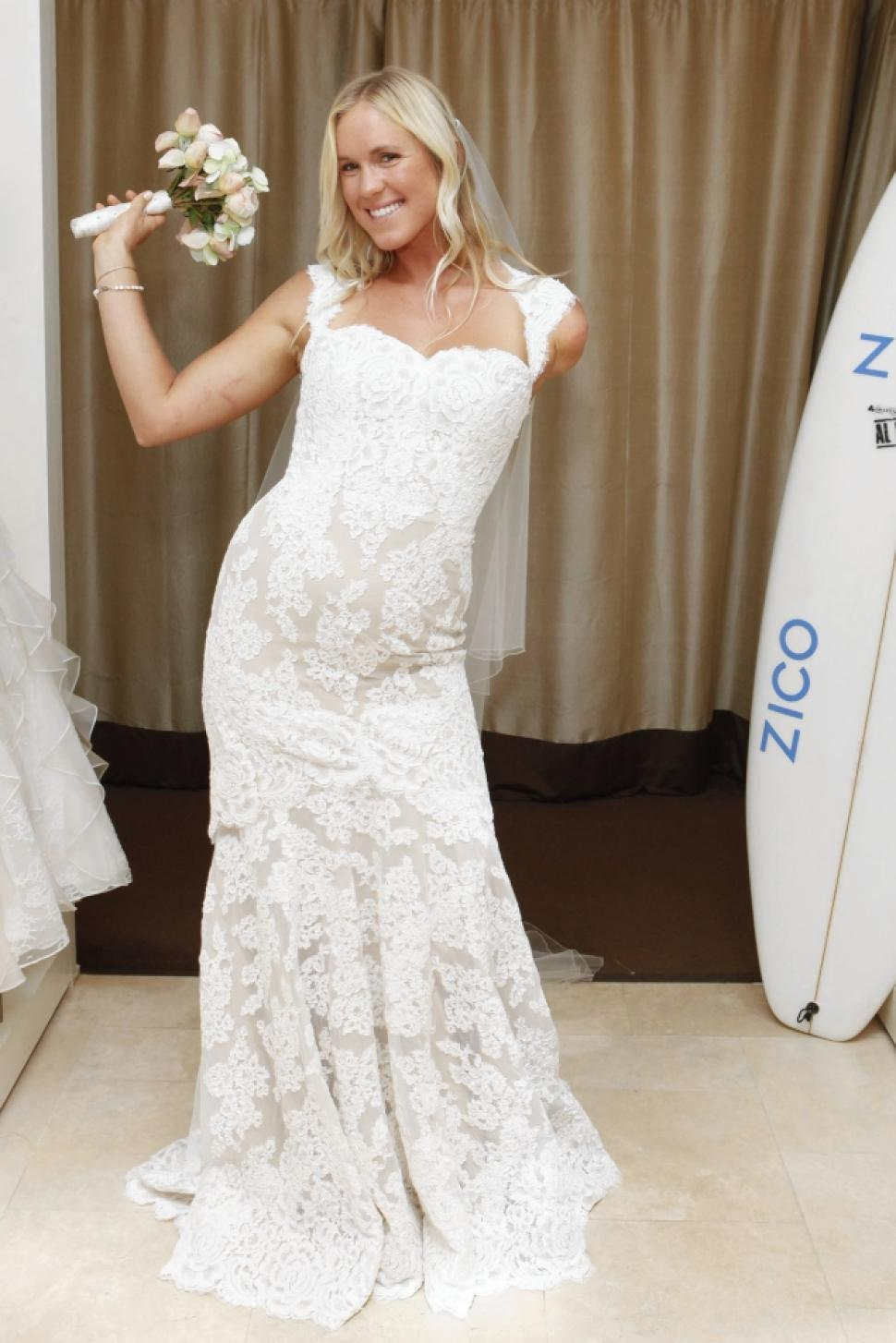 : bethany hamilton wedding