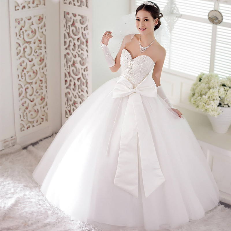 : bling bling wedding dresses