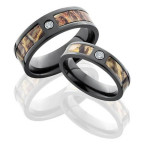 Choose Mens Camo Wedding Bands for Unique and Masculine Ring