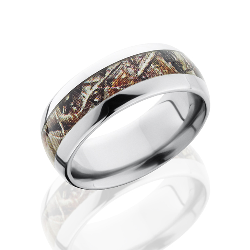 : camo mens wedding bands