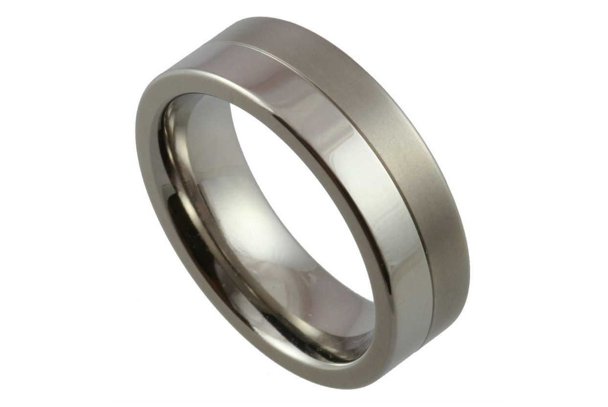 : camo mens wedding rings