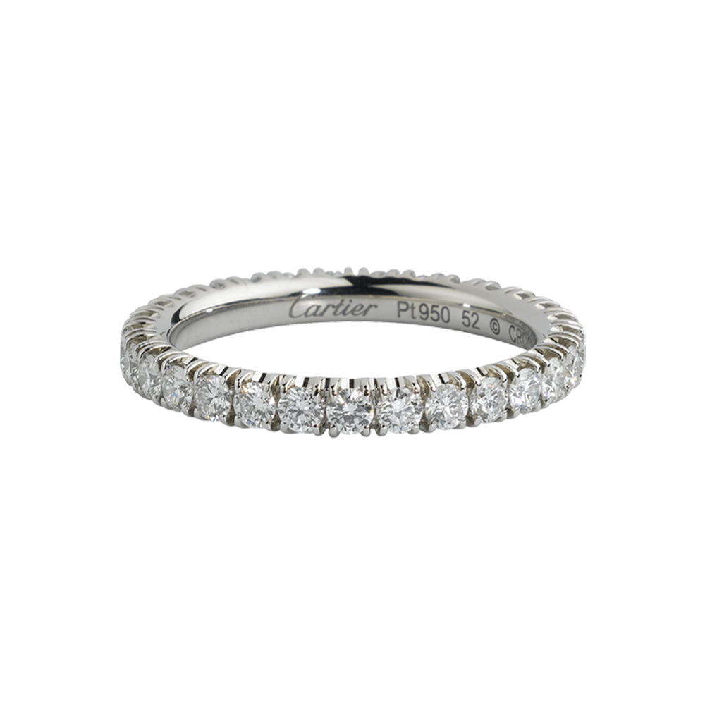 : cartier wedding band