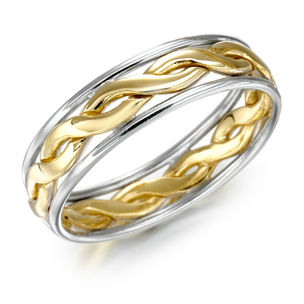 : cartier wedding bands men