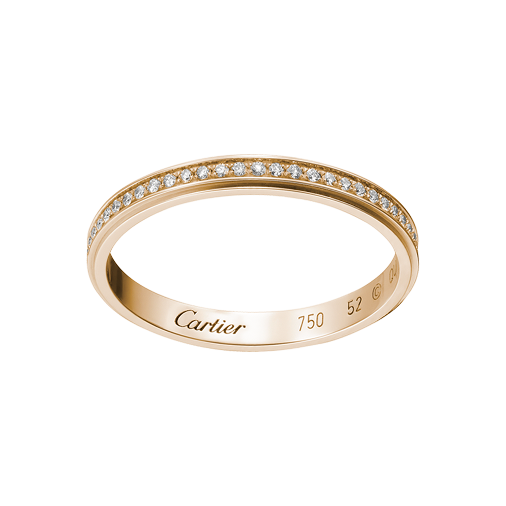 : cartier wedding rings for women