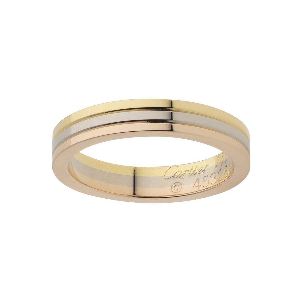 : cartier wedding rings price