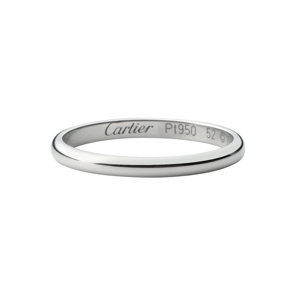 cartier wedding rings prices