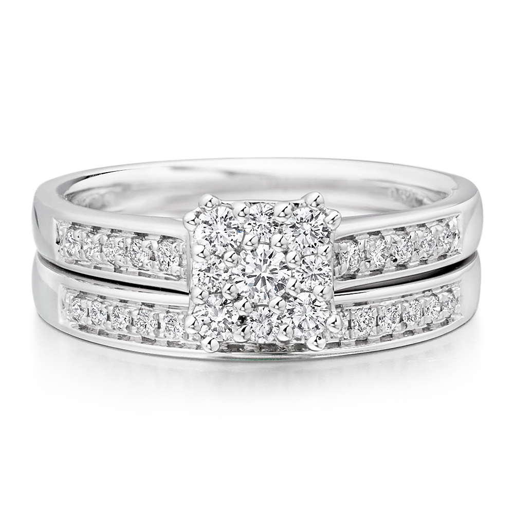 : cheap wedding rings sets