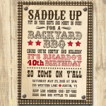 : cheap western wedding invitations