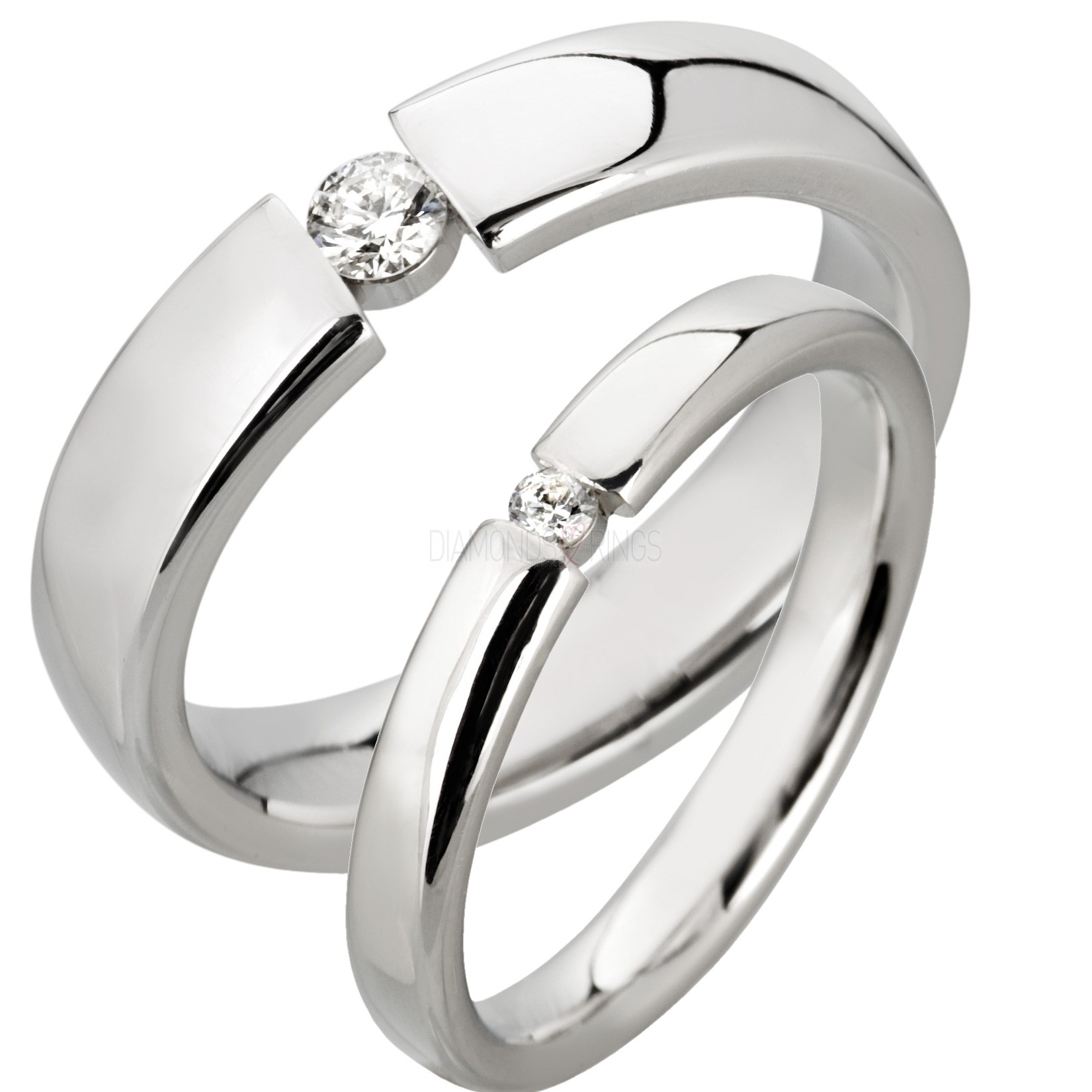 : diamond wedding rings for men