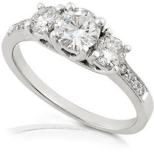 : diamond wedding rings for women