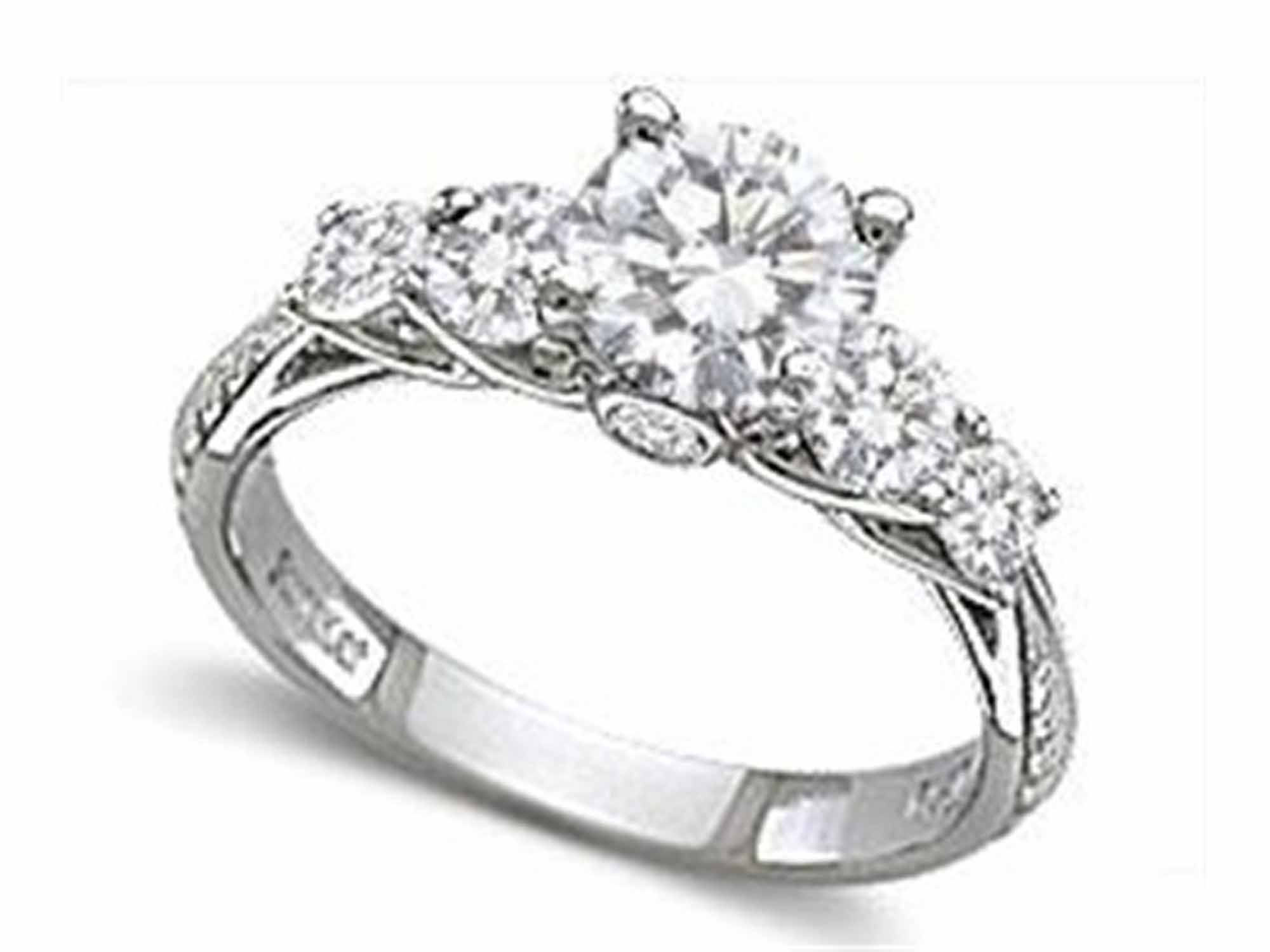 : diamonds wedding rings