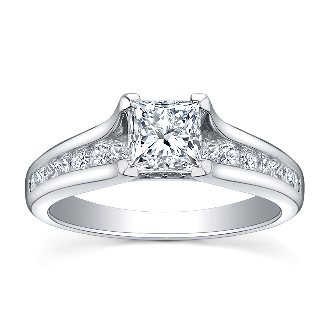 The diamond wedding ring sets wedding ideas and wedding for Cheap bridal wedding ring sets