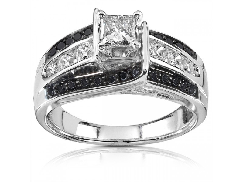 : engagement ring wedding ring set