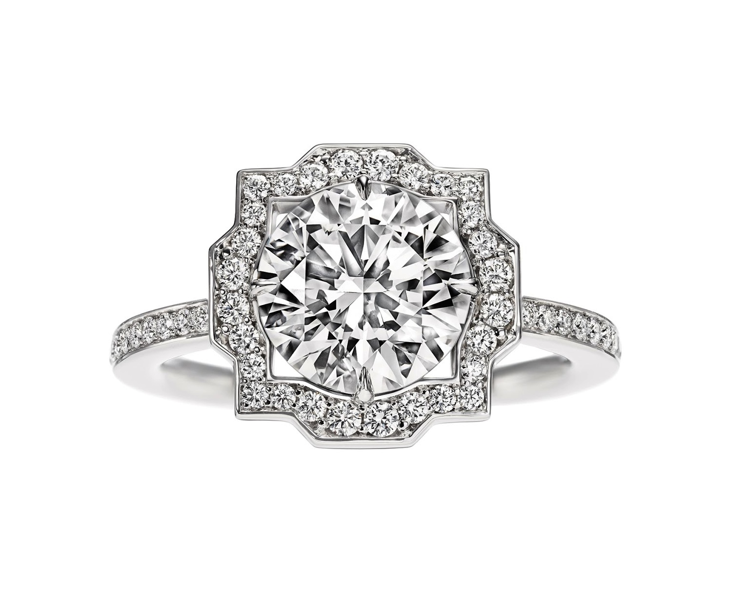 engagement rings harry winston