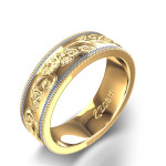 The Wedding Ring Engraving