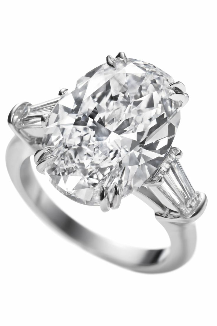 : harry winston engagement
