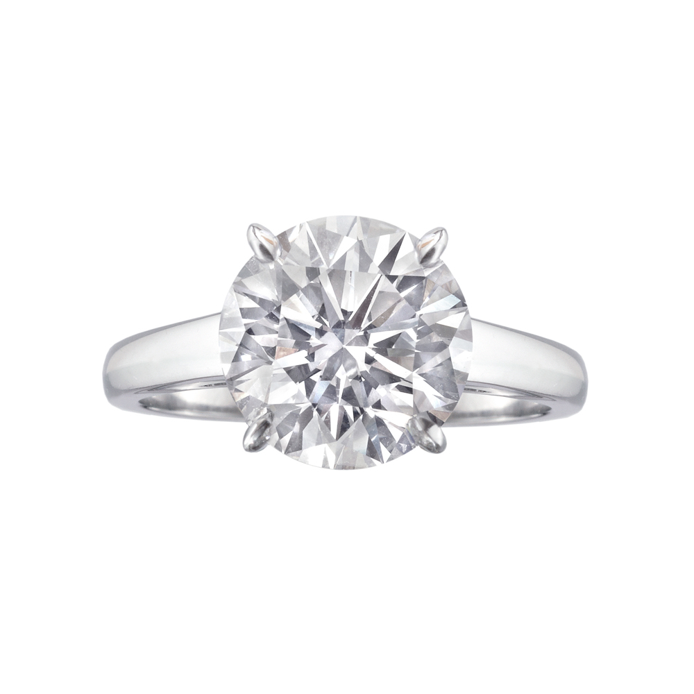 : harry winston wedding band price