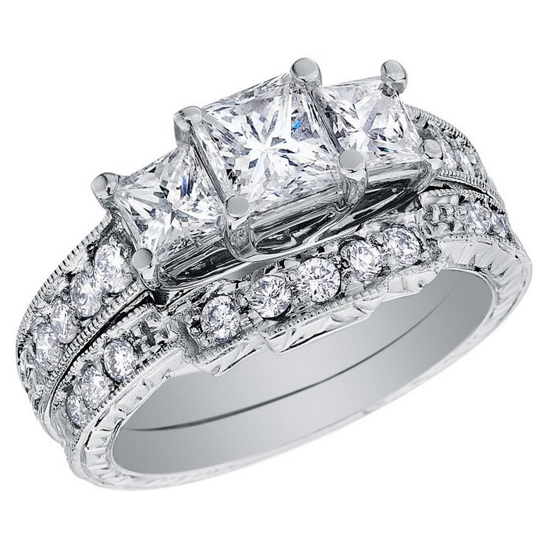 : harry winston wedding band