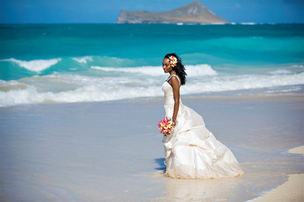: hawaiian wedding