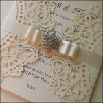 : how to make laser cut wedding invitations