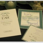 : how to put wedding invitations in envelopes