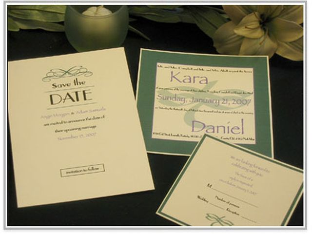 how to put wedding invitations in envelopes