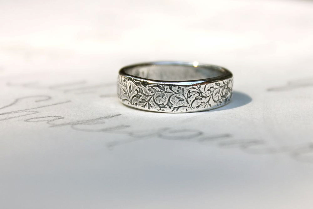 : ideas for wedding ring engraving