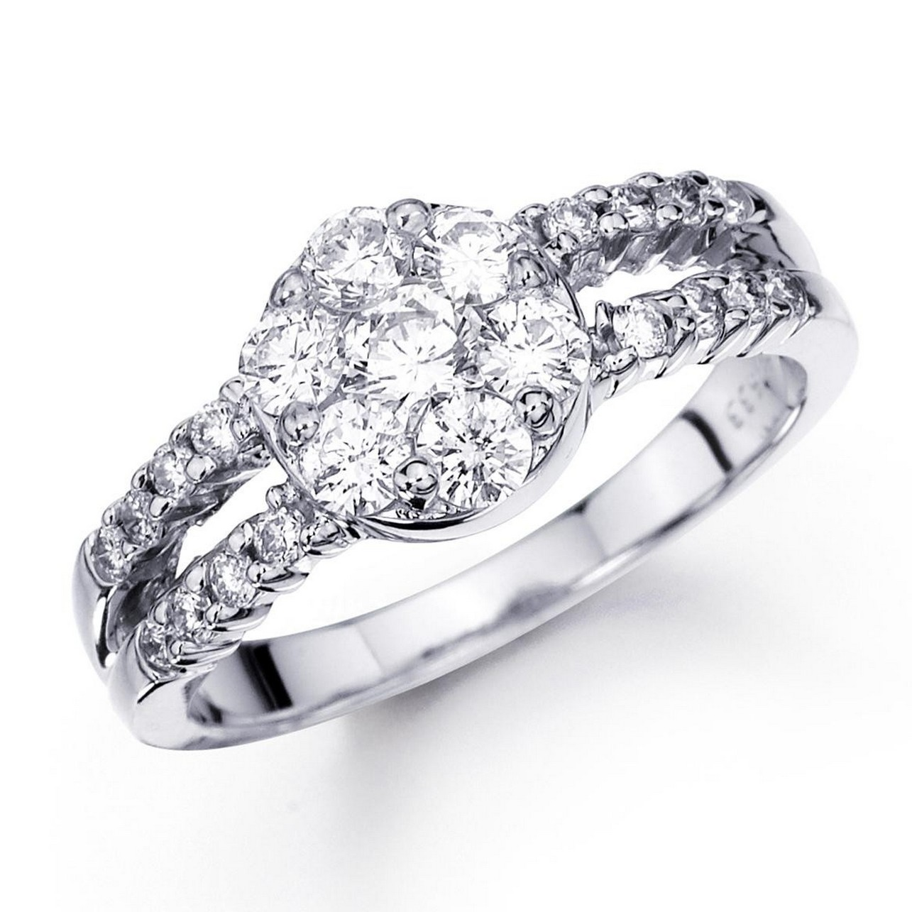 : jared wedding bands for women