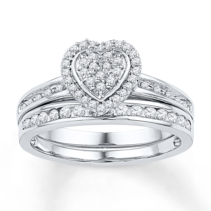 : jared wedding ring sets