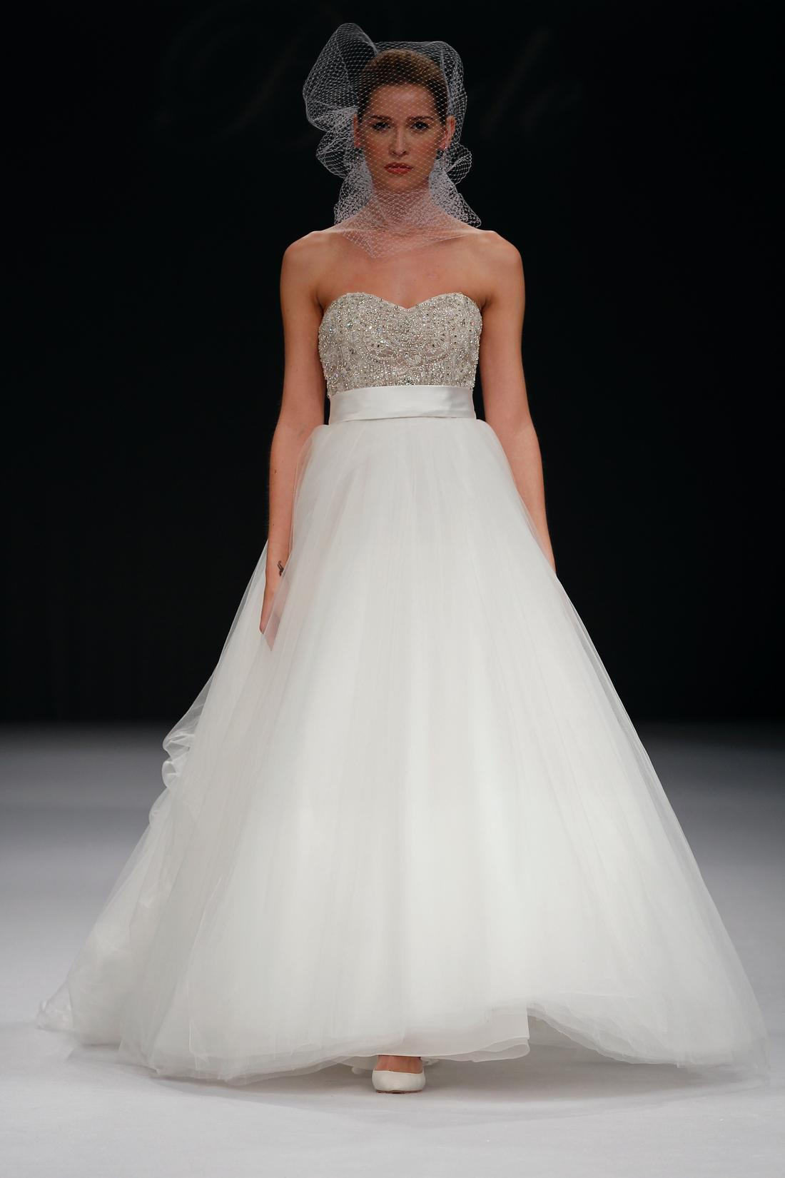 : kleinfeld dresses wedding