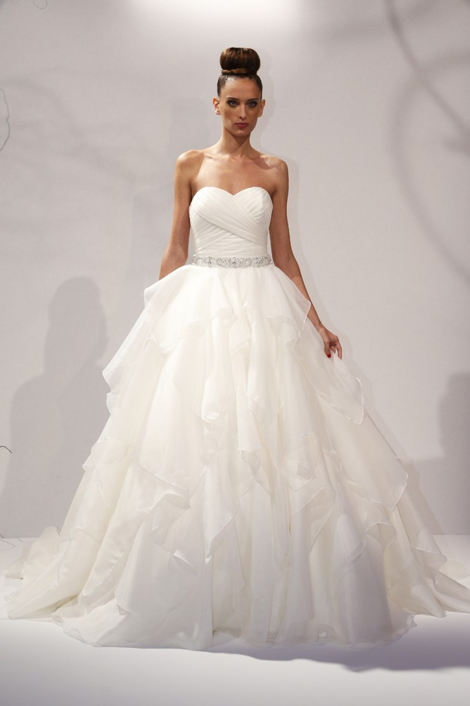 : kleinfeld princess wedding dresses