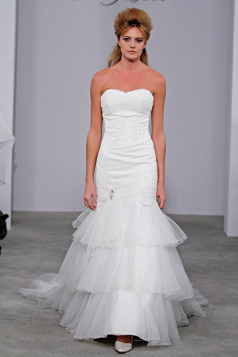 : kleinfeld wedding dresses lace