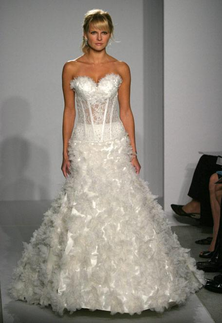: kleinfeld wedding dresses pnina tornai