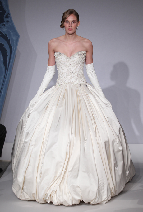 : kleinfelds wedding dresses