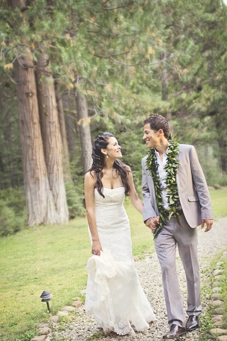 : lace rustic wedding dresses