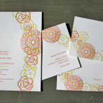 : letterpress wedding invitations cheap