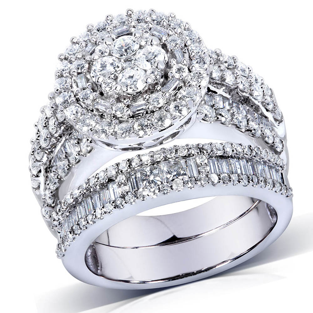 : matching wedding ring sets