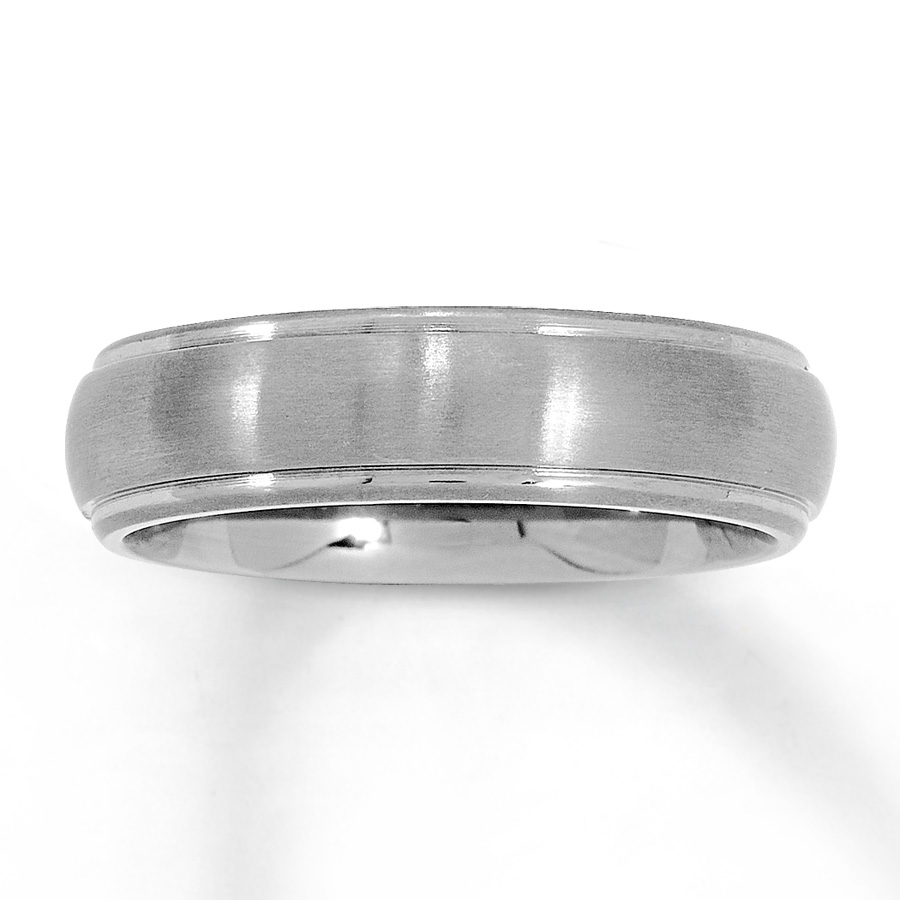 men titanium wedding bands