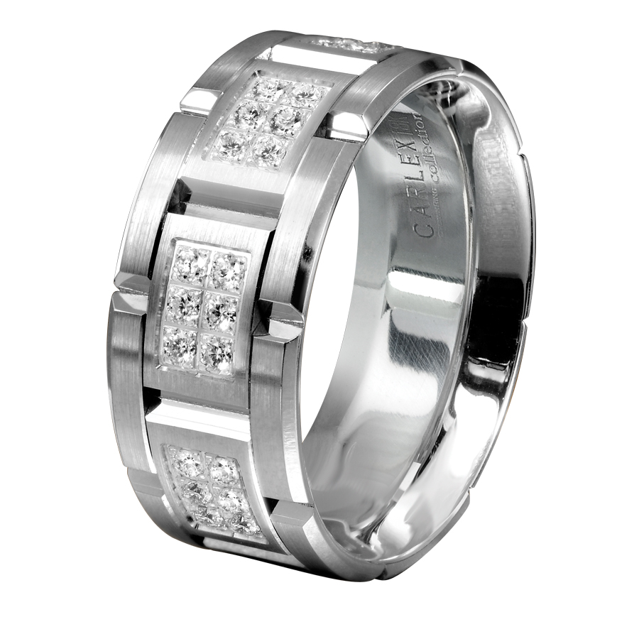 : men titanium wedding ring