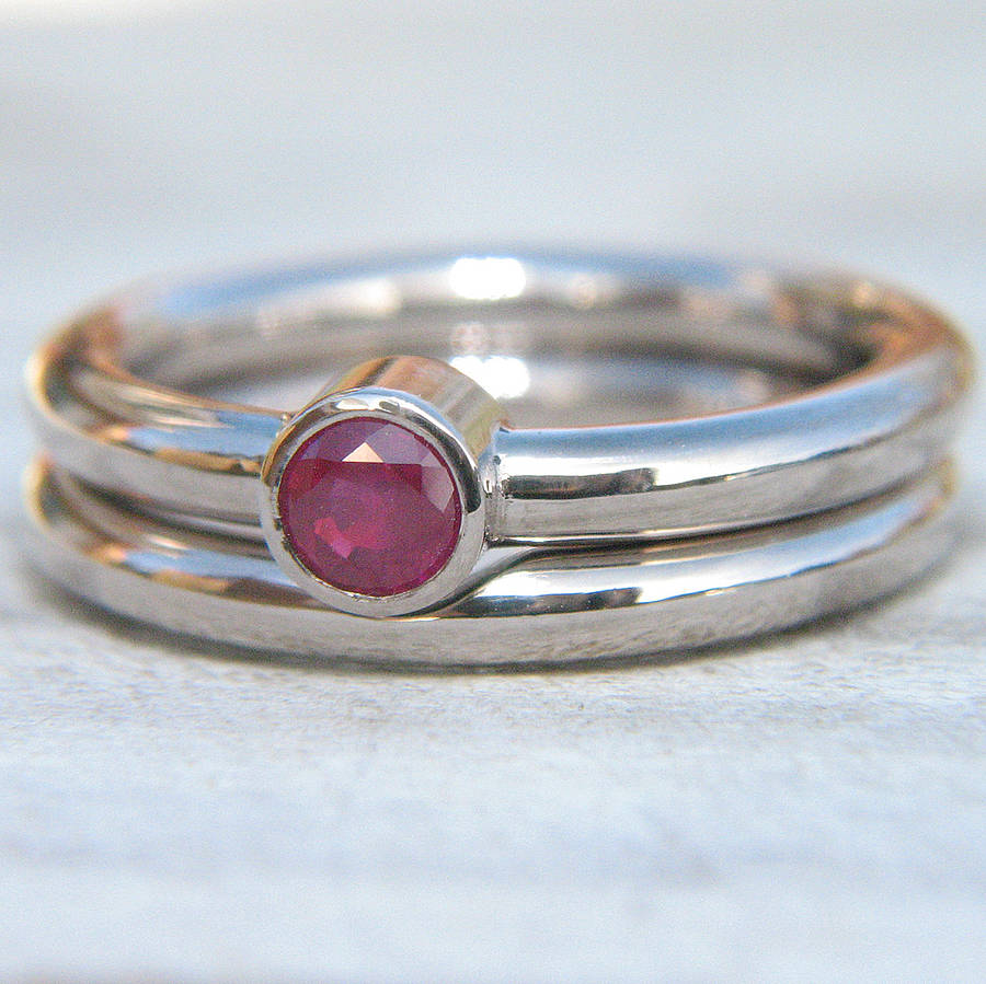 : mens ruby wedding rings