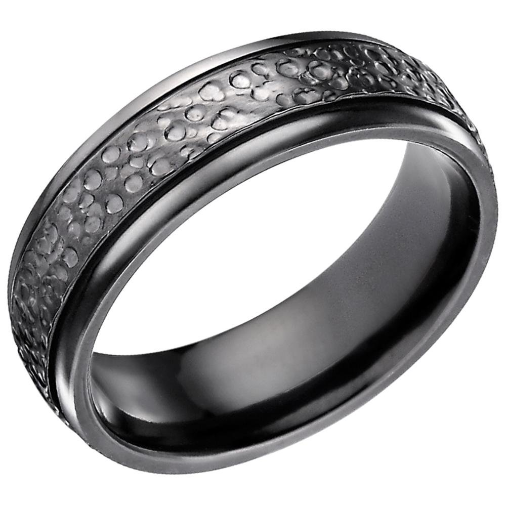 : mens titanium wedding rings