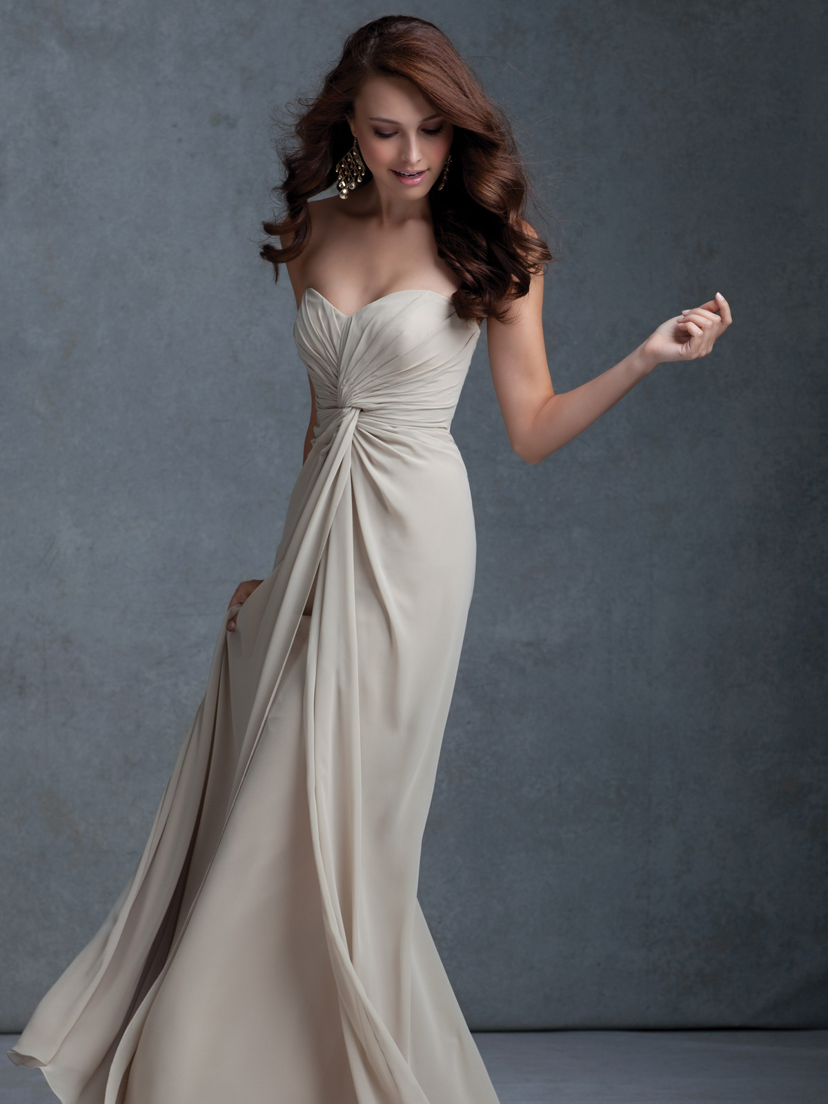 : mori lee bridesmaids dresses